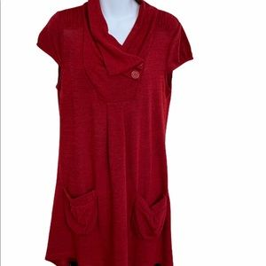 Papillon Casual Dress with POCKETS